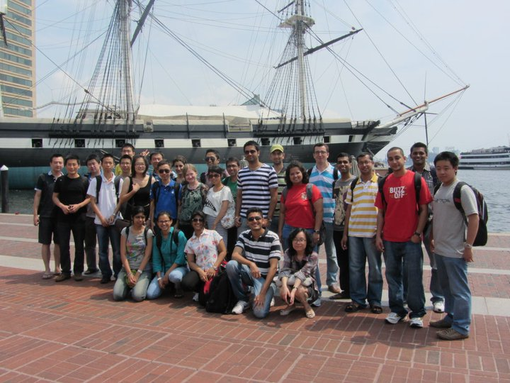 Harbor Ship orientation